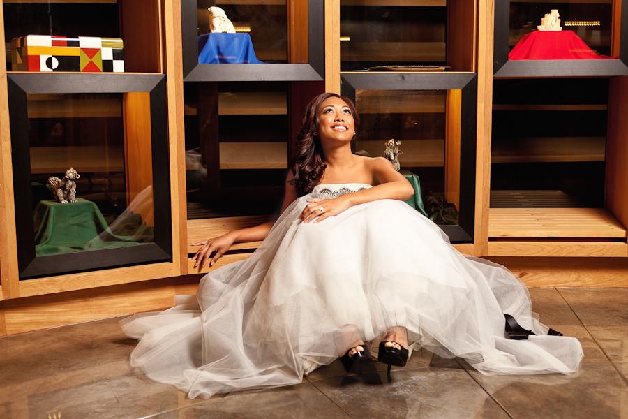 Nashville bridals photos