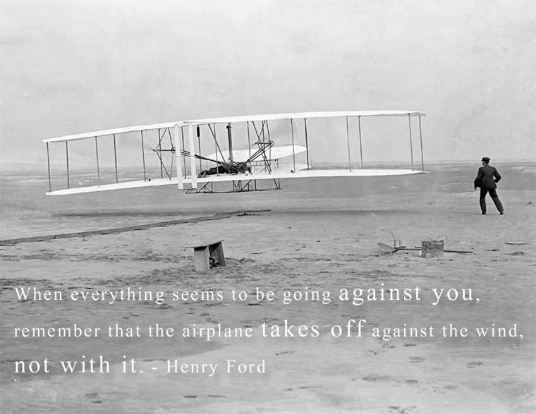 Henry Ford airplane