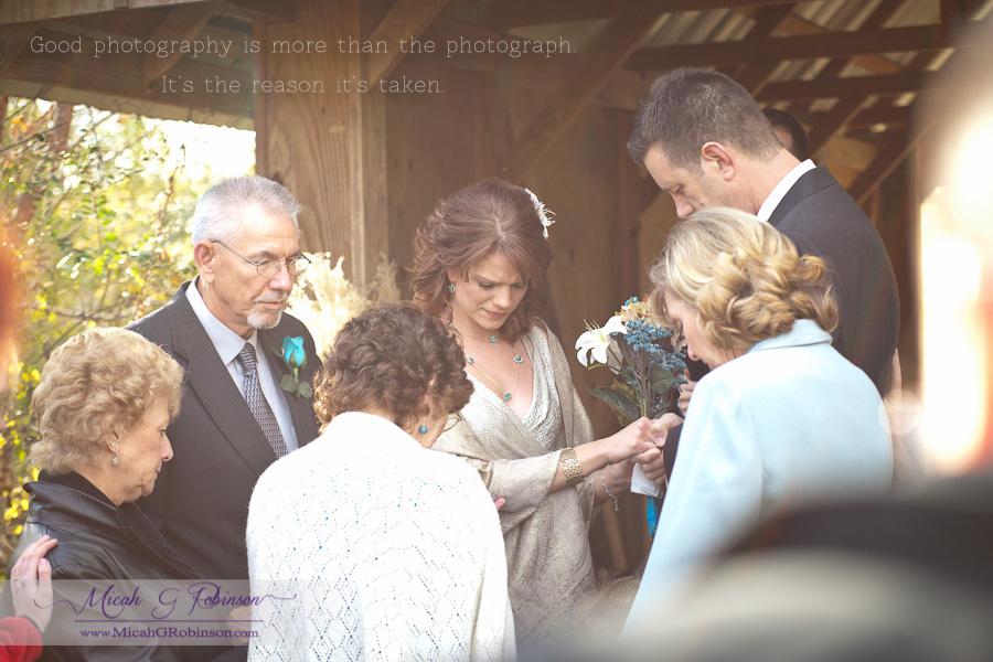 Tennessee Rippavilla wedding