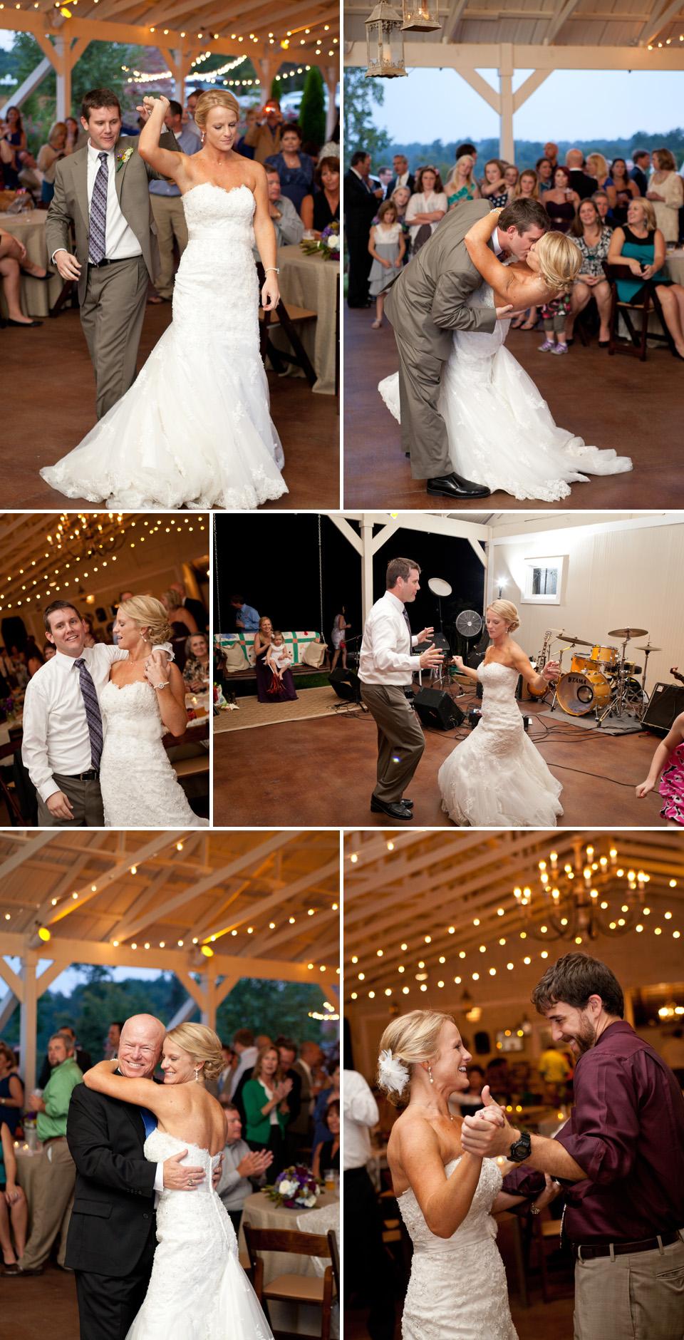 nashville wedding photography first dance