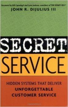 Secret service book