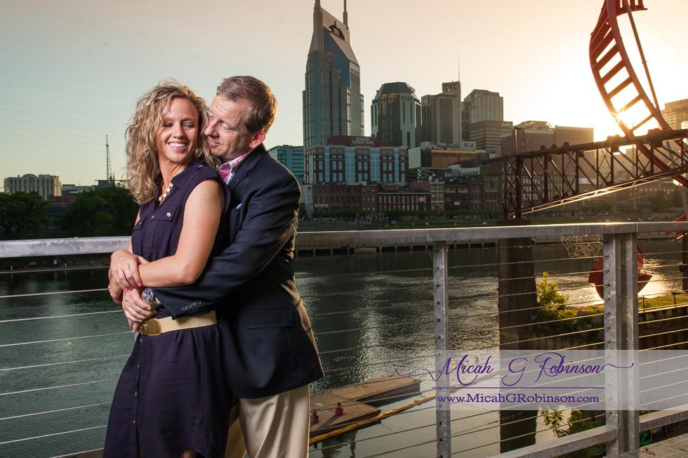 Nashville drama wedding