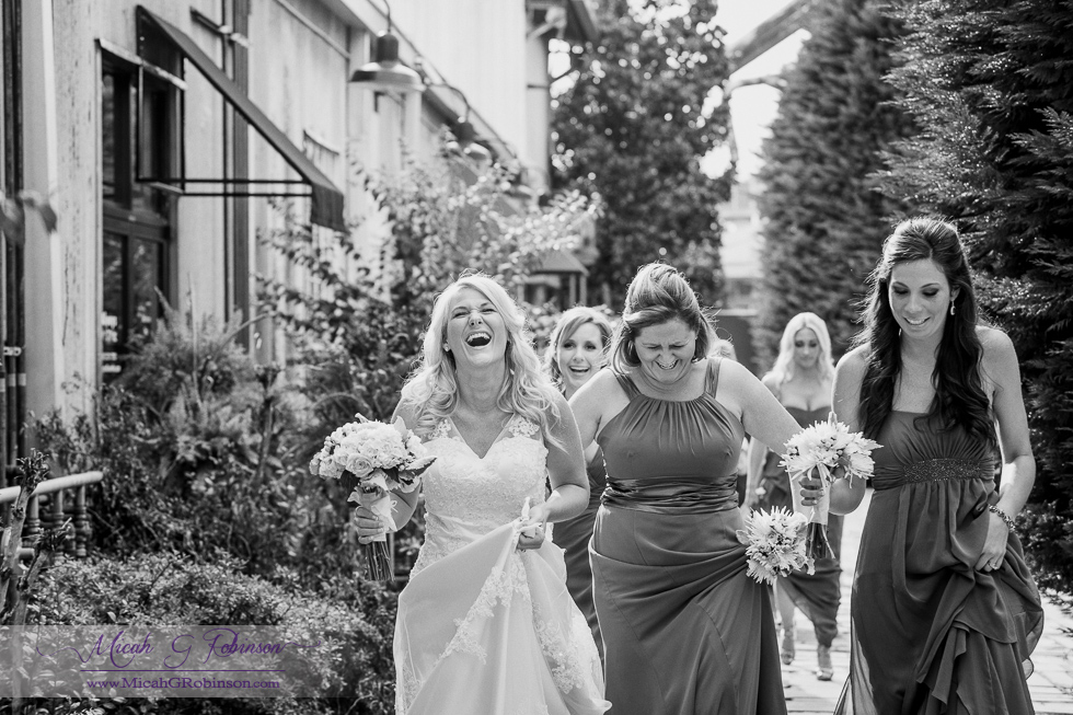 The Factory wedding