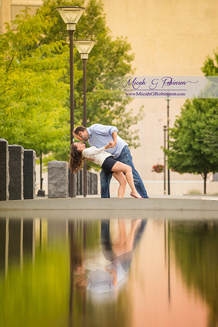 Music city couples photography