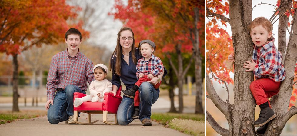 Family photos Nashville