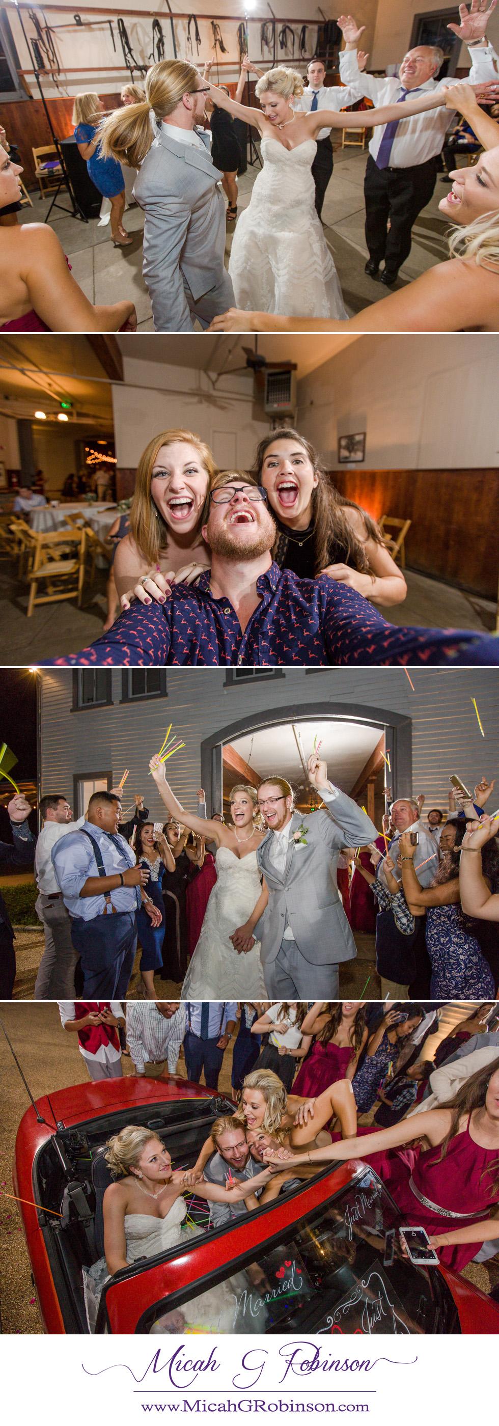 Nashville TN wedding dancing