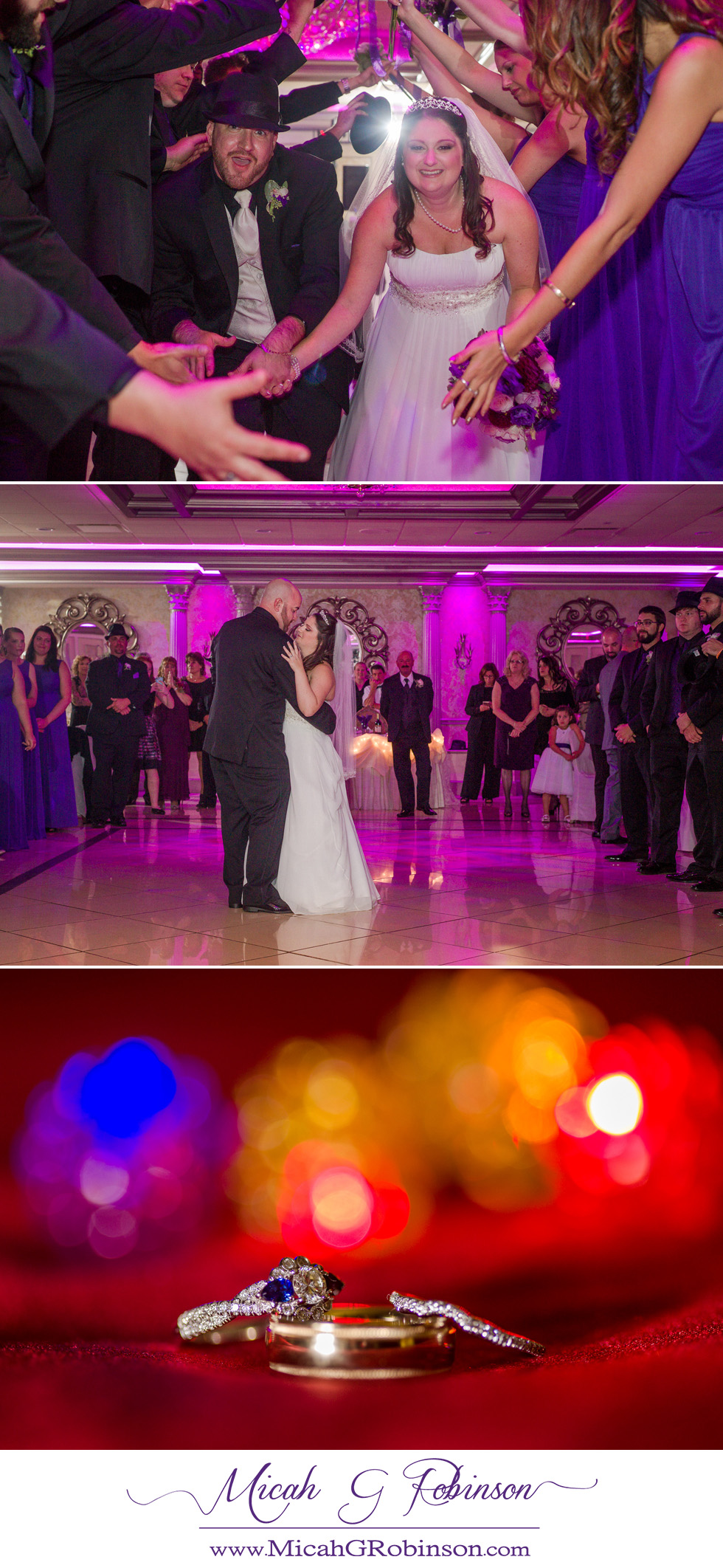 Fall upstate wedding
