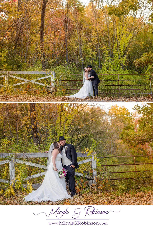 Hudson Valley fall wedding