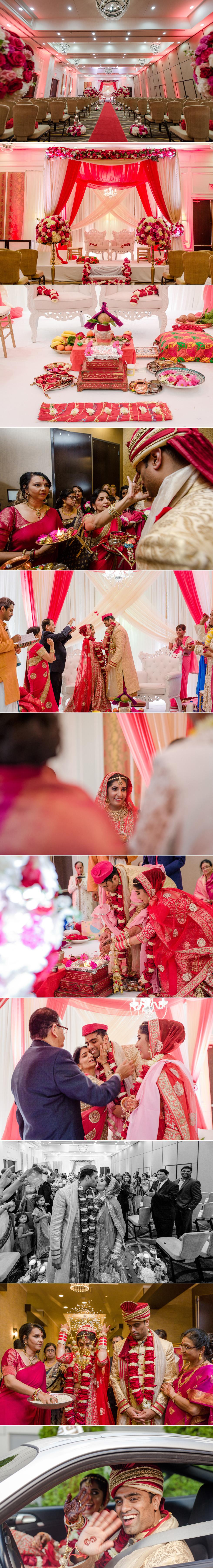 Nashville Indian wedding ceremony
